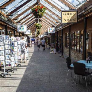 Great Torrington Pannier Market