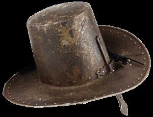 Armoured Cavalier Hat