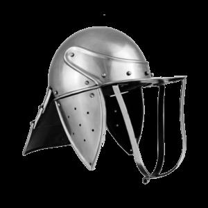 Roundhead Helmet